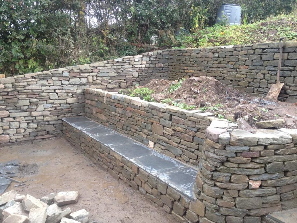 Bahçe duvarı kaplama modelleri (4)
