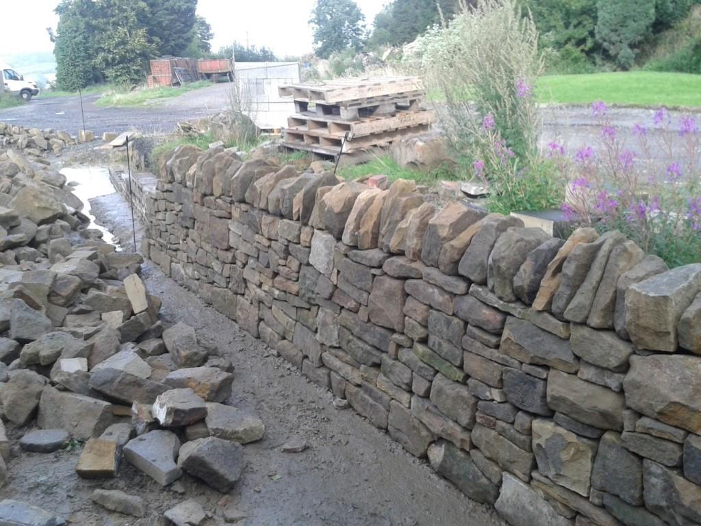 Bahçe duvarı kaplama modelleri (6)