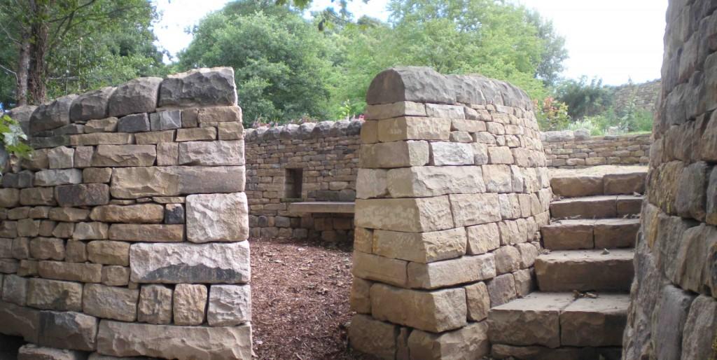 Bahçe duvarı kaplama modelleri (9)