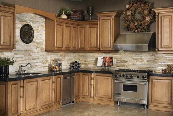 Doğal taş kaplama mutfak (4)