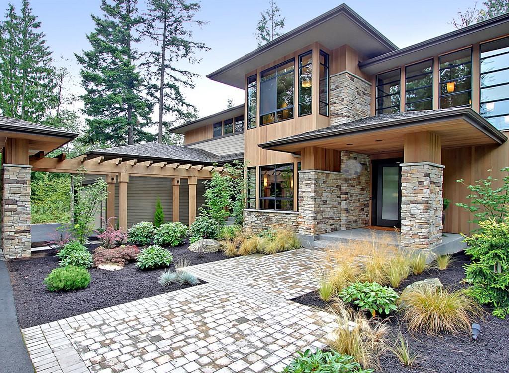 Taş ev villa modelleri (4)